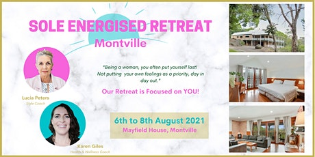 Sole Energised Retreat tickets