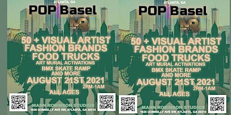 Pop Basel ATLANTA tickets