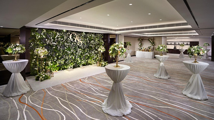 海景嘉福洲際酒店 - 婚宴體驗日 image