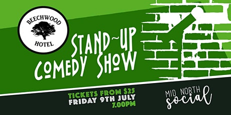 Stand-Up Comedy at Beechwood Hotel tickets