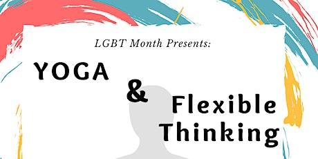Sheppard Yoga & Flexible Thinking tickets