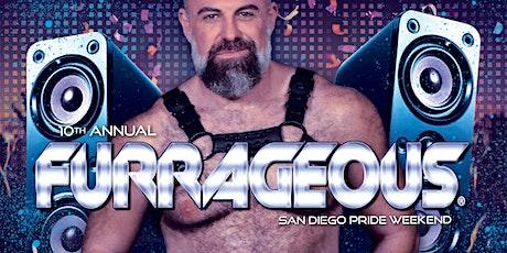 FURRAGEOUS® - San Diego Pride 2021 tickets