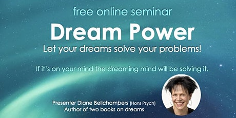 Dream Power: Let your dreams solve your problems! tickets