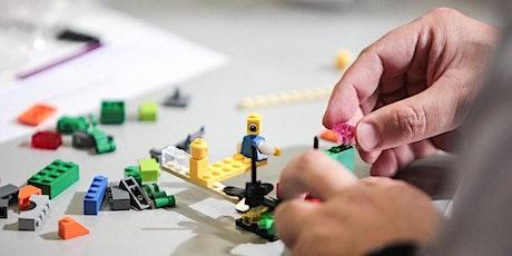 LEGO® Serious Play® für Schulen – Basiskurs am 30.09.21 Tickets