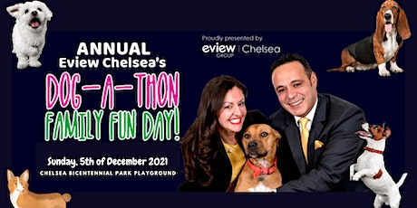 Chelsea Park Dog-a-thon Family Fun Day 2021 tickets