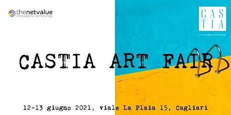 CASTIA ART FAIR biglietti