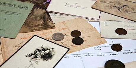 Winter holiday program: History detective tickets