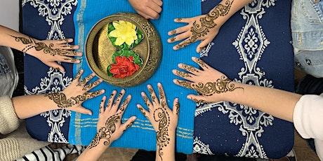 Henna Club With Ami tickets