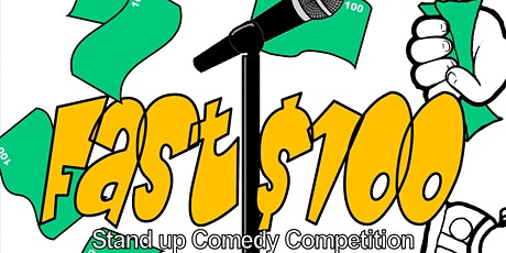 BonkerZ Fast $100 Comedy Competitions Heat 1 & 2 tickets