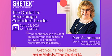 THE OUTLET 14: BECOMING A CONFIDENT LEADER tickets