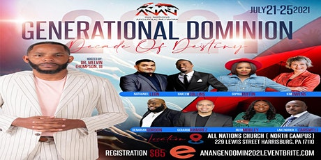 All Nations Apostolic Network Conference 2021 tickets