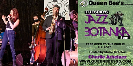Jazz Botanika Jam tickets