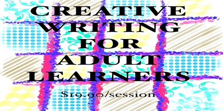Creative Writing for Adult Learners tickets