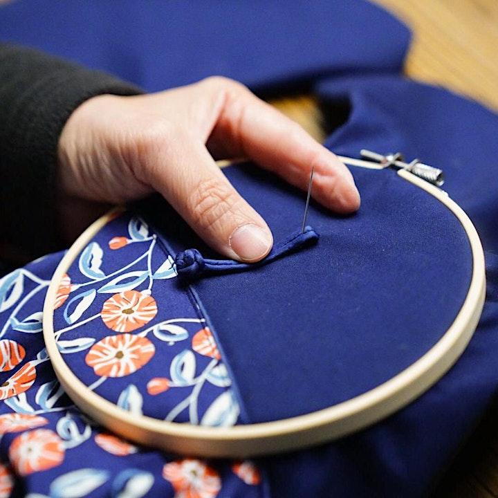 【Brand New Youth】【後。生】Chinese style Bibs-making workshop 旗袍唐裝飲食圍巾工作坊 image