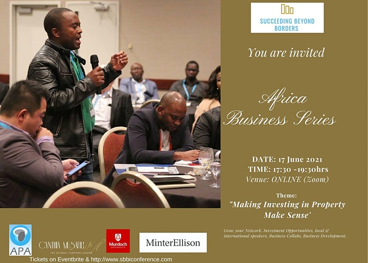 Africa Business Series (Series 3) image