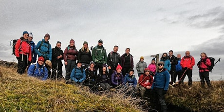 BMC Black Dog Outdoor Scafell Pike walk with Mountains of the mind tickets