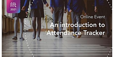 FFT 2021 Attendance Tracker Webinar tickets
