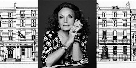 Recording of: Careers Conversation with Diane von Furstenberg tickets