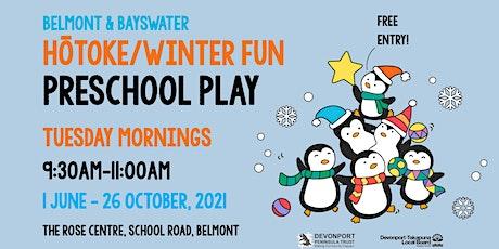 Hōtoke/Winter Fun Preschool Play! tickets