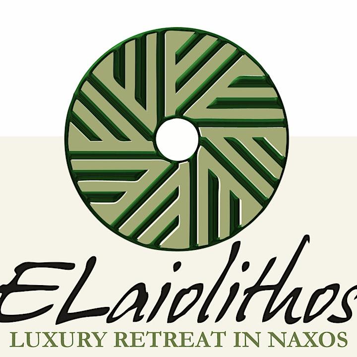 ELaiolithos Luxury Retreat Naxos invitation image
