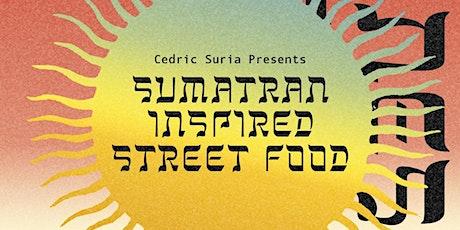 Sumatran  Street Food Extravaganza tickets