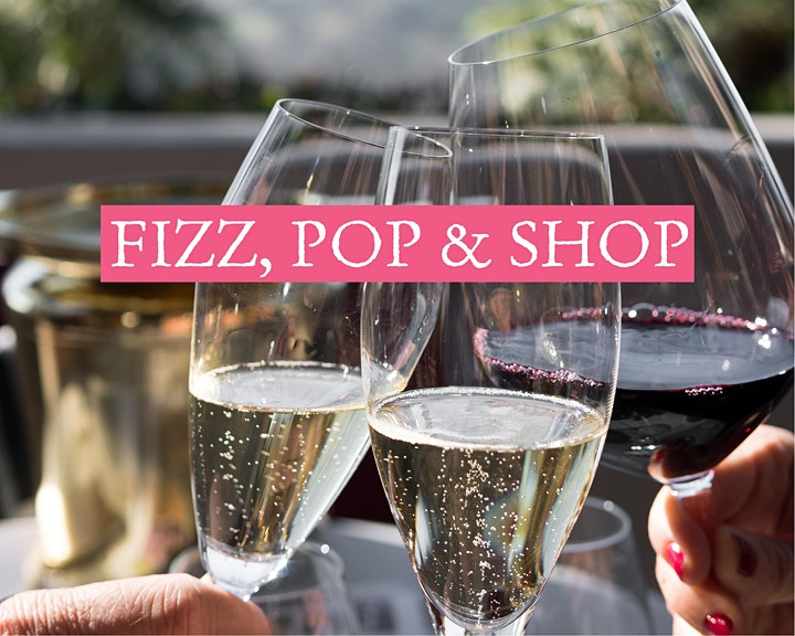 Fizz, Pop and Shop on Friday evening at Humble Country Summer Fayre image