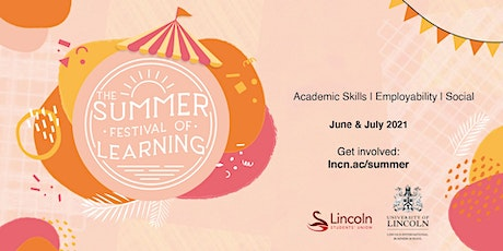 Generating Ideas for Your Dissertation - Summer Festival of Learning tickets