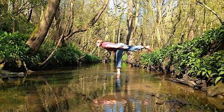 Fluid Dynamics Yoga Workshop tickets