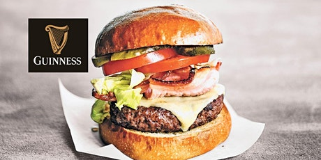 THE ULTIMATE GUINNESS BURGER COOKERY CLASS £24 tickets