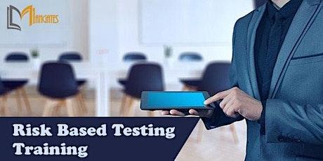 Risk Based Testing 2 Days Training in Boston, MA tickets