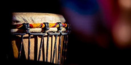 Find Your Djembe Rhythm tickets