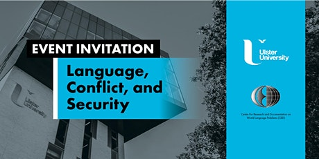 Nitobe Symposium: Language, Conflict, and Security biglietti