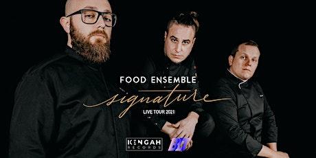 Food Ensemble Signature Live Tour / Milano Navigli - Apollo biglietti