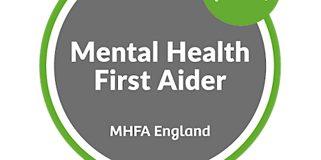 Mental Health First Aid - Adult Two Day Online (June 21st & 23rd) tickets