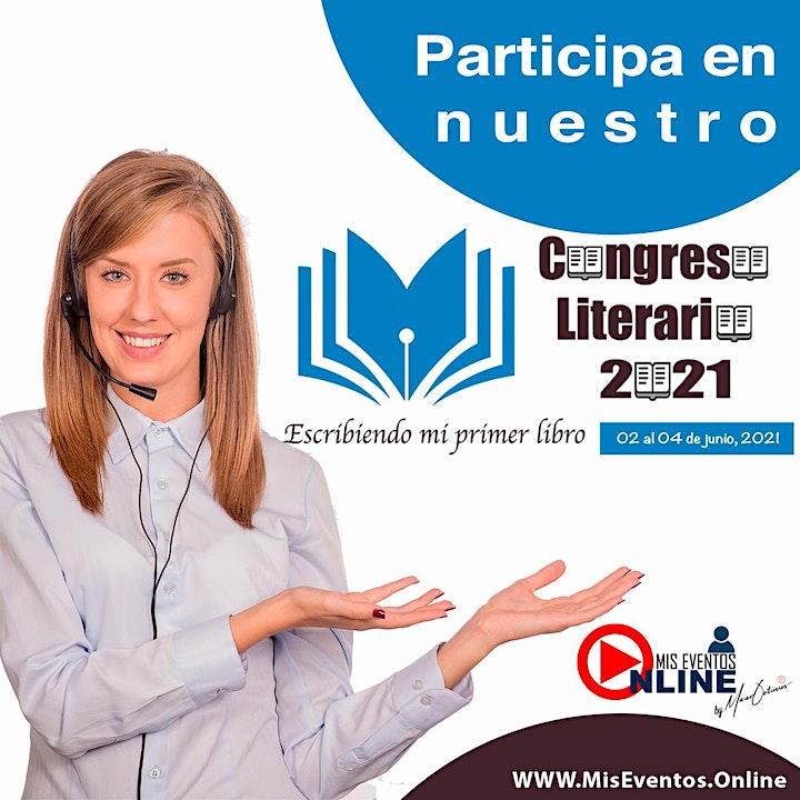 Imagen de CONGRESO LITERARIO 2021