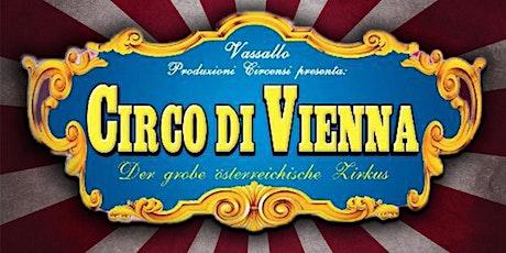 Circo di Vienna biglietti