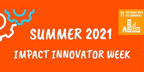 Summer 2021 10-16yo Impact Innovator Week tickets