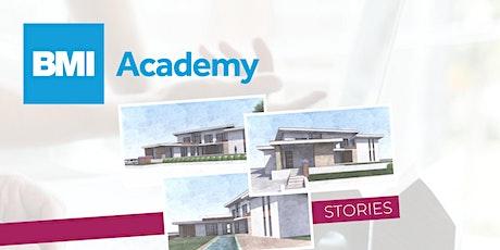 LiVEonWEB | Roofing Stories: Copertura monofalda con fotovoltaico integrato biglietti