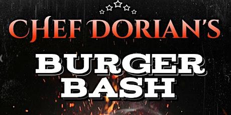 Chef Dorian Hunter - Burger Bash 2021 tickets