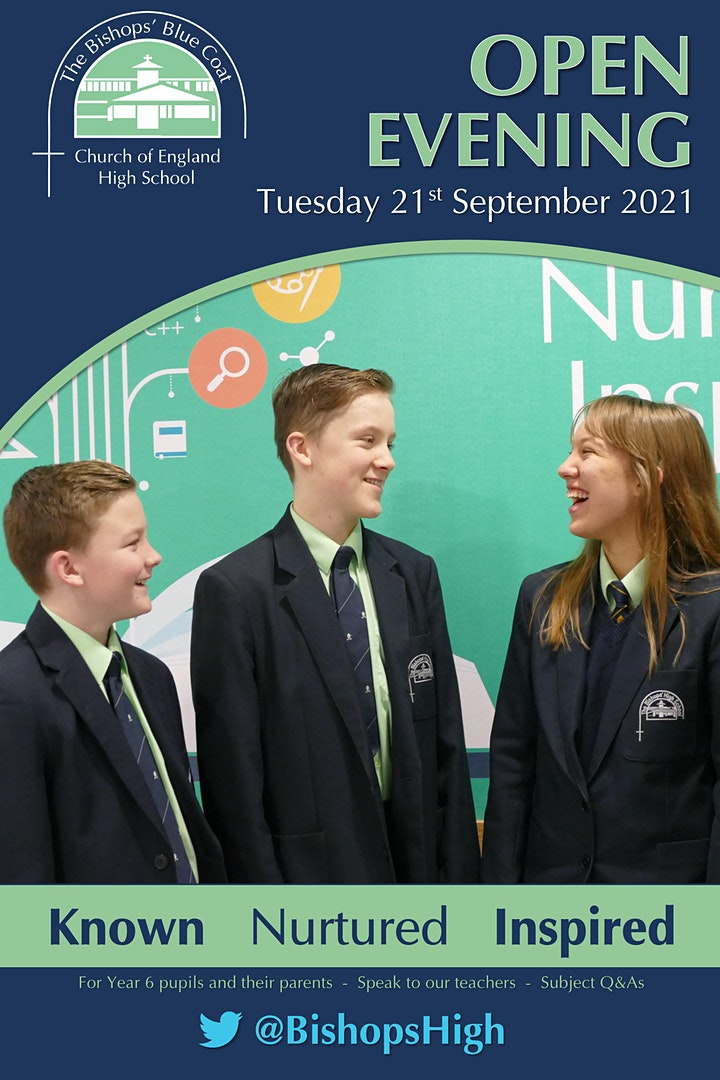 Year 6 Open Evening image