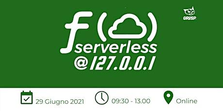 Serverless @127.0.0.1 biglietti