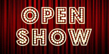Open Show - Cesena biglietti