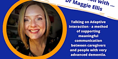 Another Conversation with …Dr Maggie Ellis