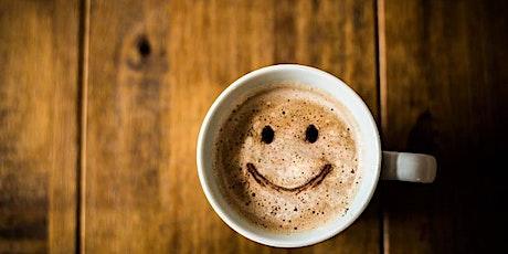 Coffee break for Community Fundraisers - July tickets