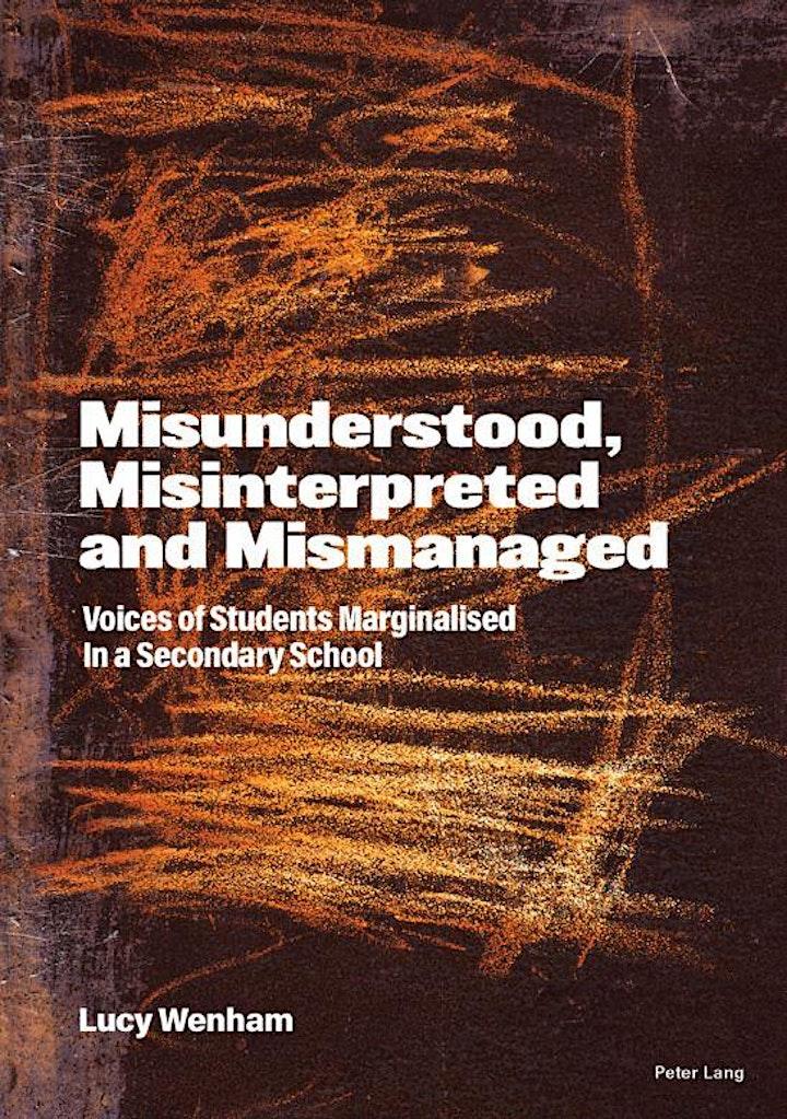 Book launch: Misunderstood, Misinterpreted and Mismanaged image