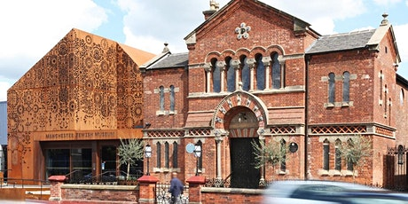 Jewish Manchester Tour (on the day the museum reopens). Official MIF walks tickets