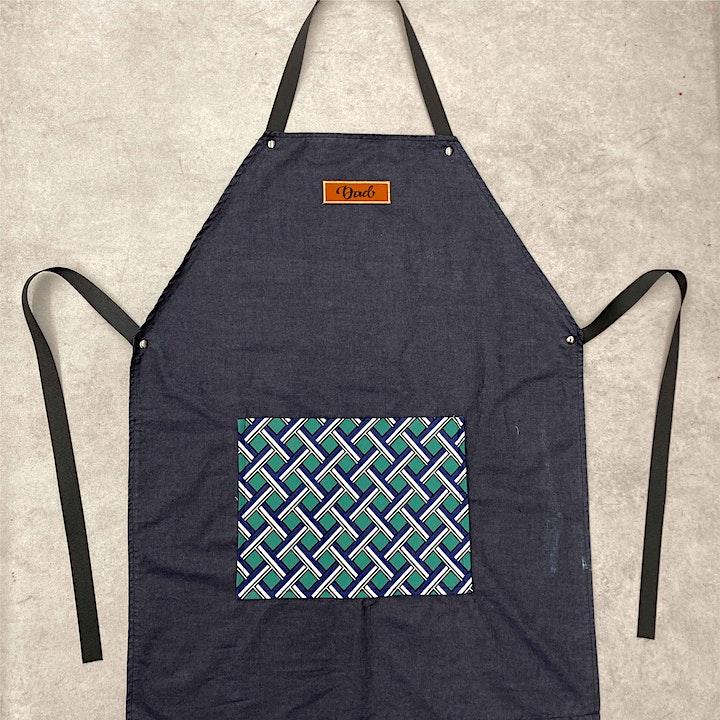 Father's Day Handmade Apron Workshop 父親節手製圍裙工作坊 image