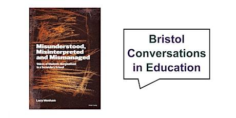 Book launch: Misunderstood, Misinterpreted and Mismanaged tickets