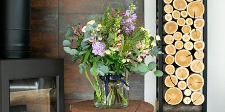 Summer Flower Vase Design Workshop tickets