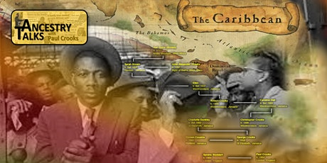 Genealogy: Tracing Your African & Caribbean Ancestry Roots back to 1880 tickets